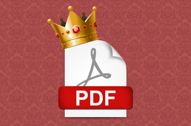 Használj PDF formátumot